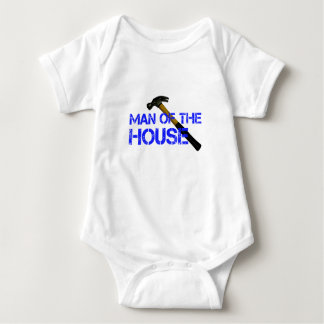 Man of the house infant creeper