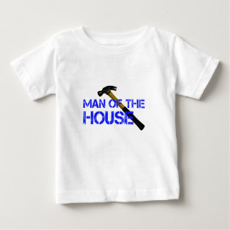 Man of the house tee shirt
