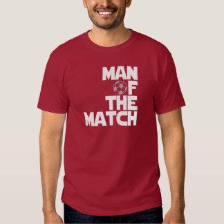 man of the match t shirt