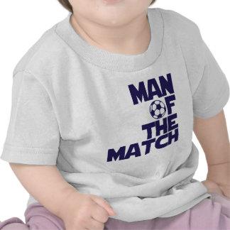 man of the match shirt
