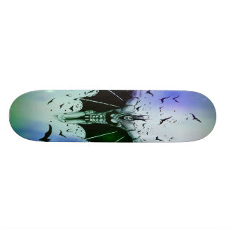 Man of The Night Skateboard