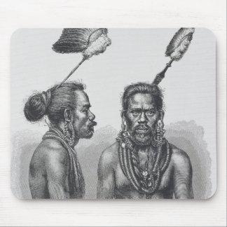 Man of the Ruk Islands Mouse Pad