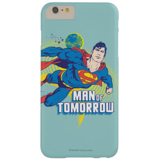 Man of Tomorrow 2 Barely There iPhone 6 Plus Case