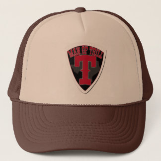 MAN OF TRILL- Mutha Trucka Hat- (P.Morgan Edition) Trucker Hat