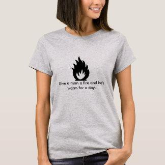 Man on Fire T-Shirt
