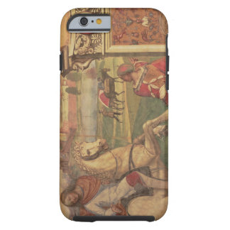 Man on Horseback, from the Life of St. Benedict (f Tough iPhone 6 Case