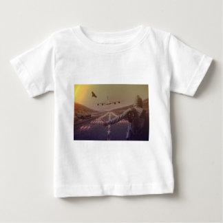 Man on Runway Baby T-Shirt