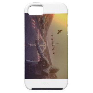 Man on Runway iPhone SE/5/5s Case