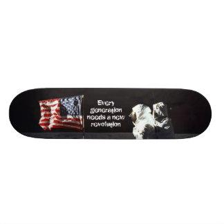 Man on the Moon Skateboard Deck
