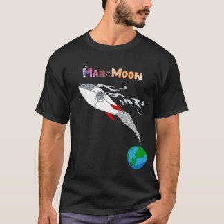 Man On the Moon T-Shirt
