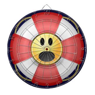 Man Overboard! Dartboard