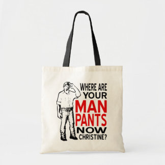 Man Pants Tote Bag