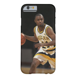 Man playing basketball 2 barely there iPhone 6 case