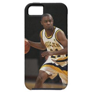 Man playing basketball 2 iPhone SE/5/5s case
