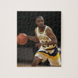Man playing basketball 2 puzzle