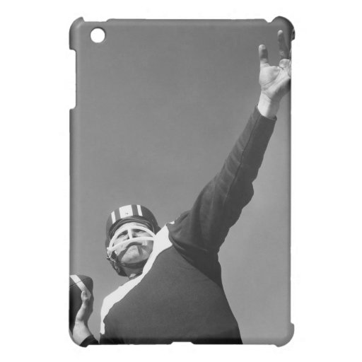 Man Playing Football 2 Case For The iPad Mini