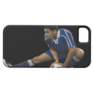 Man playing soccer iPhone SE/5/5s case