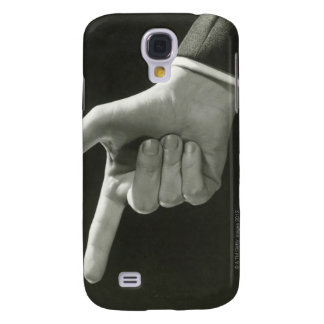 Man Pointing Galaxy S4 Cover