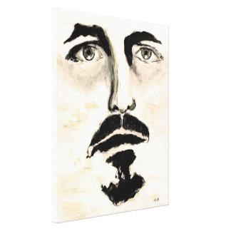Man Portrait Canvas Prints Men 20 x 16 Home Decor