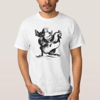 Man racing on a chicken T-Shirt