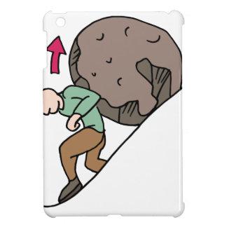 Man rolling rock appeal iPad mini case