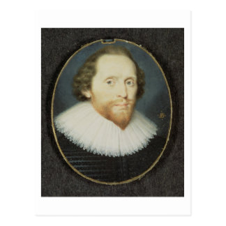 Man said to be William Herbert, 3rd Earl of Pembro Postcard