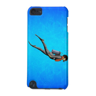 Man SCUBA Diving iPod Touch 5G Cover