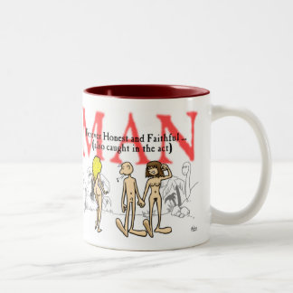 MAN Series Mug - Faithful