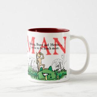 MAN Series Mug - Heroic