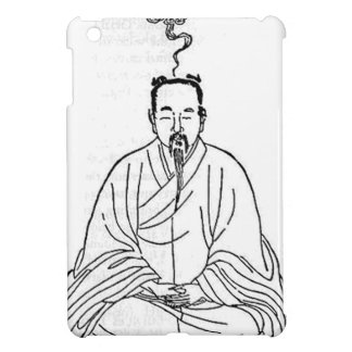 Man Sitting in Meditation Pose Cover For The iPad Mini