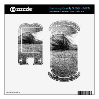 Man sleeping by Georges Seurat Samsung Gravity 3 Skin