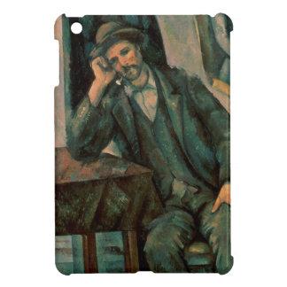 Man Smoking a Pipe iPad Mini Cover