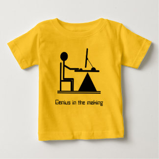 Man-Stick in the PC Infant T-shirt