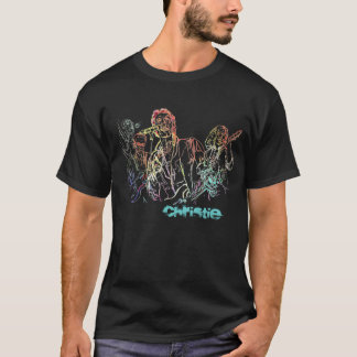 Man T-Shirt Black Christie