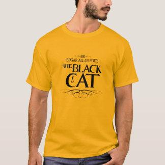 "Man T-Shirt ""The Black Cat """