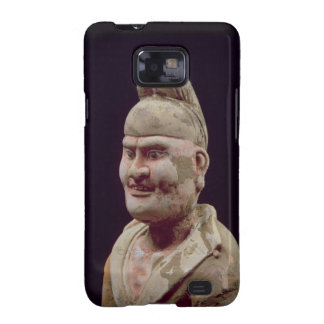Man Travelling Along the Silk Route,detail of the Samsung Galaxy S2 Covers