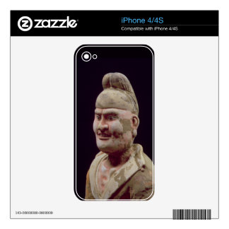 Man Travelling Along the Silk Route,detail of the Skins For iPhone 4