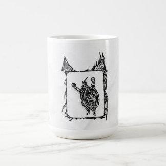 Man two Man Coffee Mug