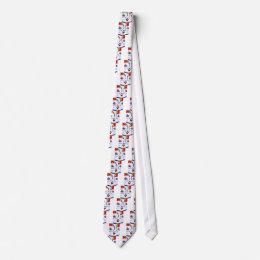 Man Unhinged Tie