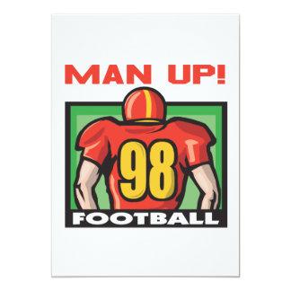 Man Up Card