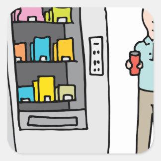 sticker vending machine