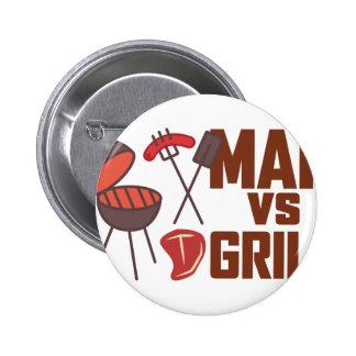 Man Vs Grill Button