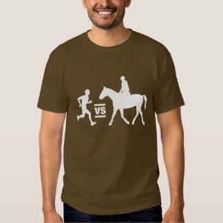 Man vs Horse Marathon Dark T-Shirt