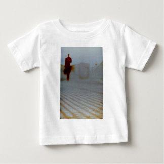 Man walking in City analog 35mm vintage Smena Back Baby T-Shirt