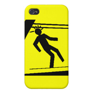 Man walks into a bar... iPhone 4/4S cases