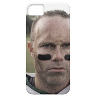 Man wearing American football kit, high section, iPhone SE/5/5s Case