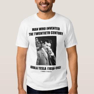 Man Who Invented The Twentieth Century Shirt