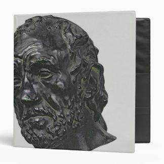 Man with a Broken Nose, 1865 Vinyl Binders
