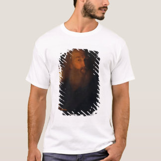 Man with a Candle T-Shirt