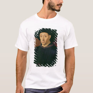 Man with a Glass of Wine T-Shirt